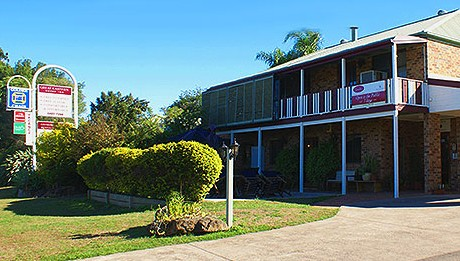Great Eastern Motor Inn - Accommodation Gladstone