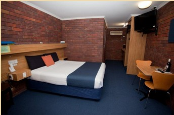 Comfort Inn Blue Shades - Accommodation Gladstone