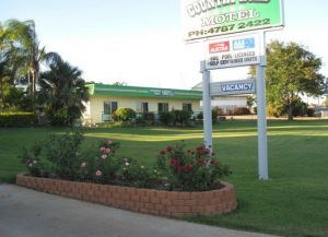 Country Road Motel - Accommodation Gladstone