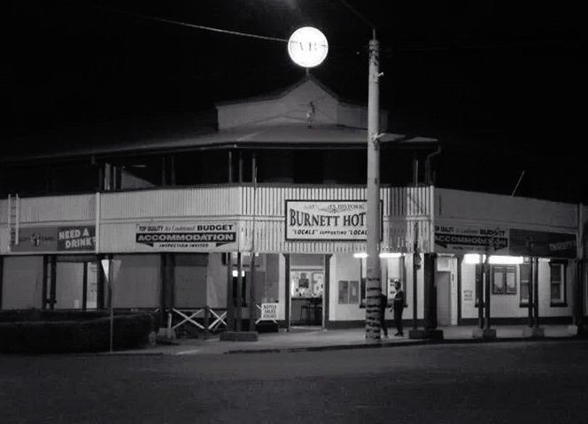 Burnett Hotel - Accommodation Gladstone