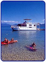 Hinchinbrook Rent A Yacht And House Boat - Accommodation Gladstone