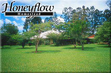 Honeyflow Homestead - Accommodation Gladstone
