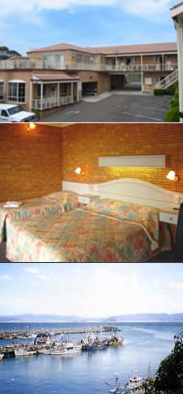Twofold Bay Motor Inn - Accommodation Gladstone