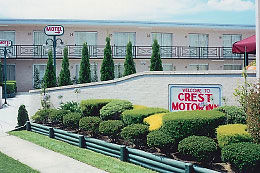 Crest Motor Inn - Accommodation Gladstone