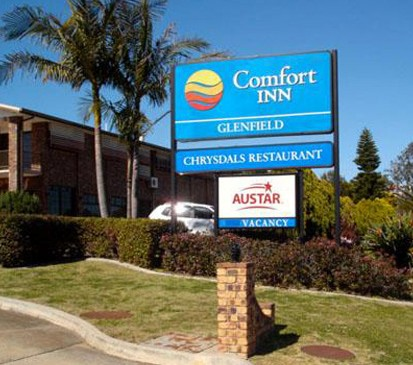 Comfort Inn Glenfield - Accommodation Gladstone