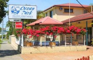 Ocean Park Motel and Holiday Apartments - Accommodation Gladstone