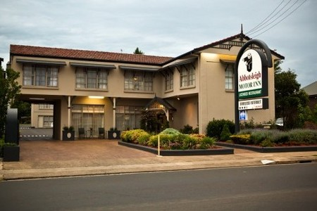 Abbotsleigh Motor Inn - Accommodation Gladstone