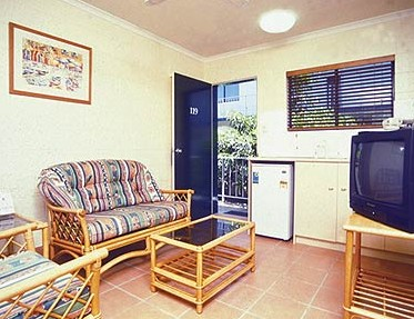 Koala Beach Resort - Accommodation Gladstone