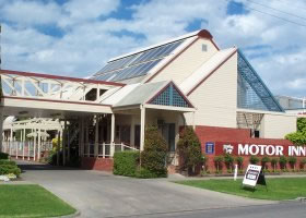 Riverboat Lodge Motor Inn - Accommodation Gladstone