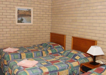 Gunsynd Motor Inn - Accommodation Gladstone