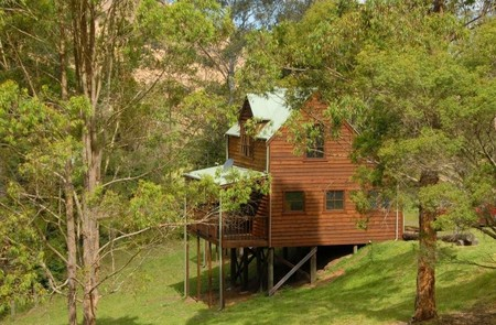 Hookes Creek Forest Retreat - Accommodation Gladstone