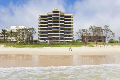 Pelican Sands Beach Resort - Accommodation Gladstone