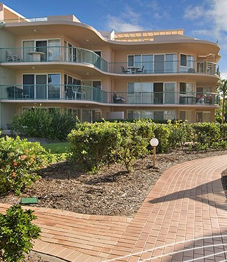 Surfside On The Beach - Accommodation Gladstone