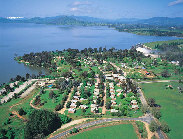 Lake Hume Resort - Accommodation Gladstone