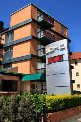 Soho Brisbane - Accommodation Gladstone