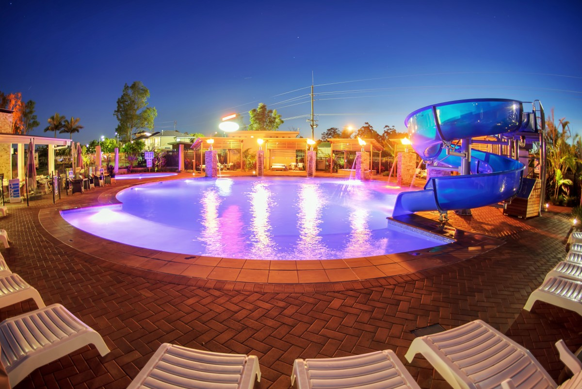 BIG4 Gold Coast Holiday Park  Motel - Accommodation Gladstone