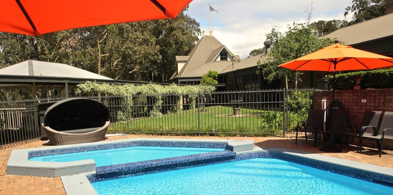 Lincoln Downs Resort  Spa - Accommodation Gladstone