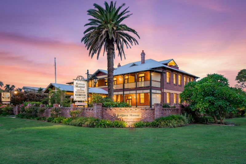 Ballina Manor Boutique Hotel  - Accommodation Gladstone