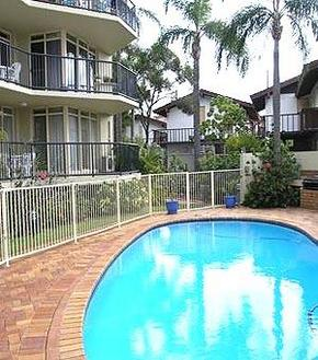 Bayview Beach Holiday Apartments - Accommodation Gladstone