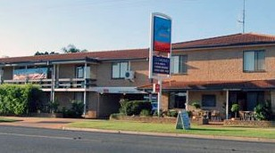 Outback Motor Inn Nyngan - Accommodation Gladstone