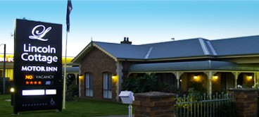Lincoln Cottage Motor Inn - Accommodation Gladstone