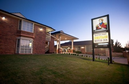 Bathurst Heritage Motor Inn - Accommodation Gladstone