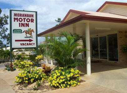Moranbah Motor Inn Bar And Restaurant - Accommodation Gladstone