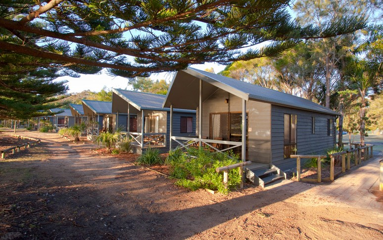 Murramarang Ecotourism Resort Eco Point - Accommodation Gladstone