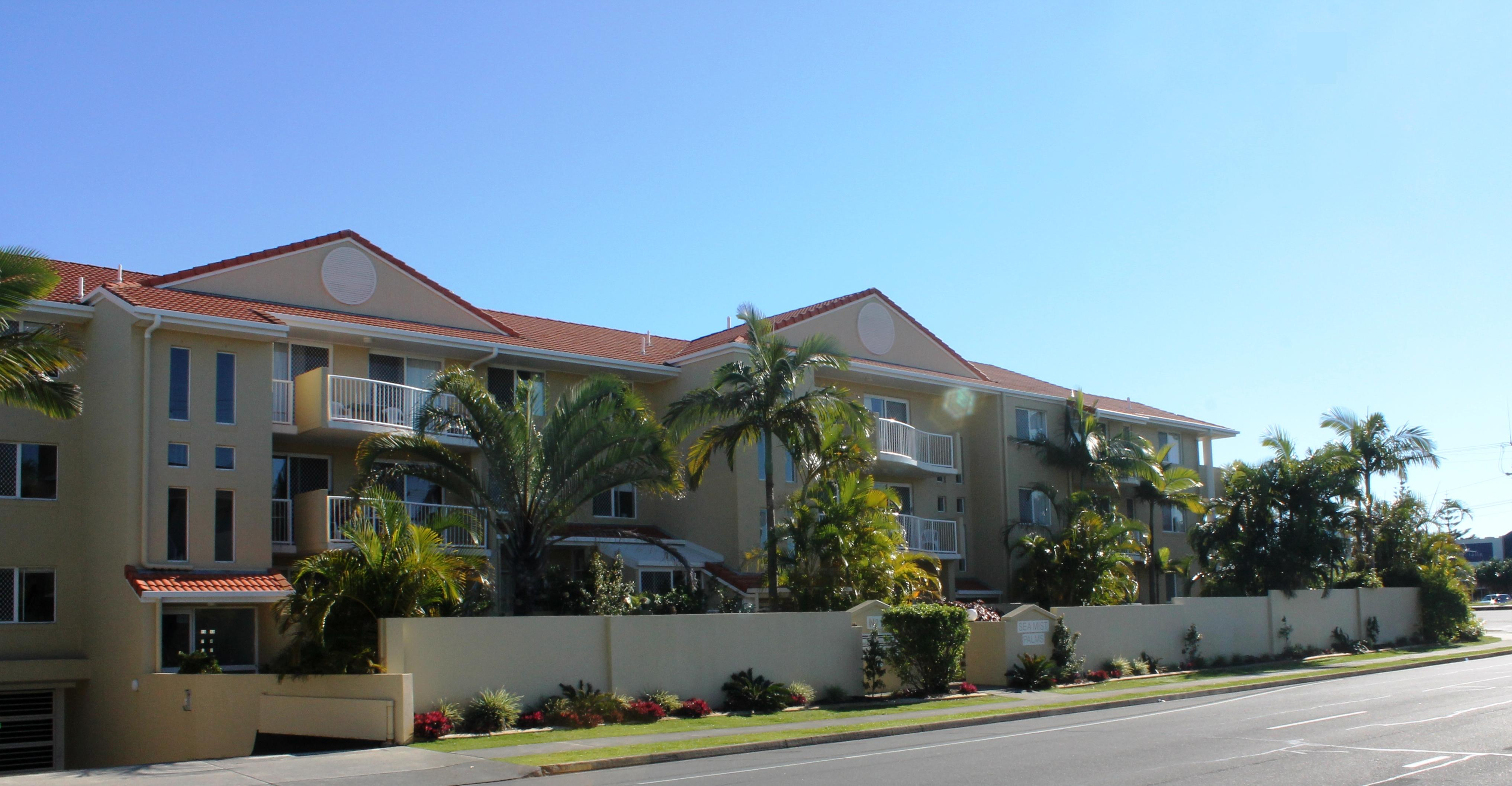 Sea Mist Palms - Accommodation Gladstone