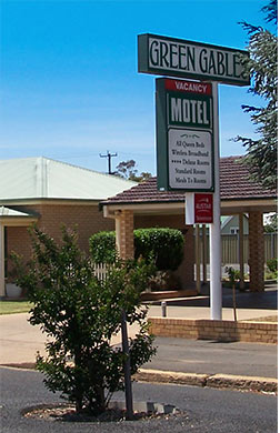 Green Gables Motel - Accommodation Gladstone