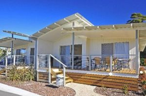 BIG4 Easts Beach Holiday Park - Accommodation Gladstone