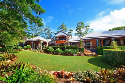 Montville Provencal Boutique Hotel - Accommodation Gladstone