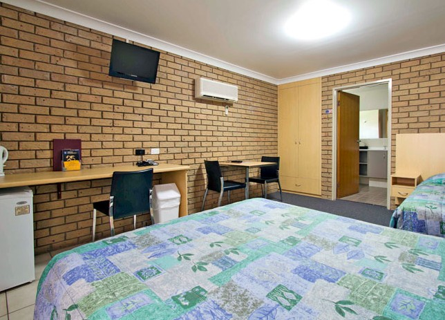 Sunray Motor Inn Toowoomba - Accommodation Gladstone