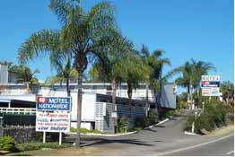 Nationwide Motel - Accommodation Gladstone