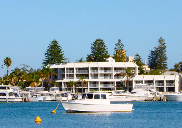 Pier 21 Apartment Hotel Fremantle - Accommodation Gladstone