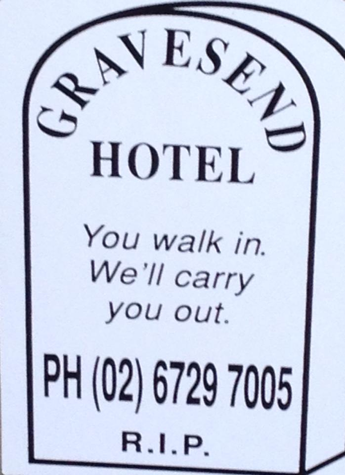 Gravesend Hotel - Accommodation Gladstone