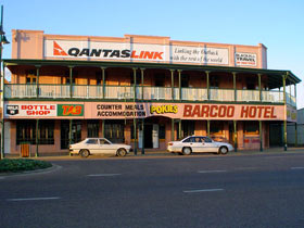 Barcoo Hotel - Accommodation Gladstone
