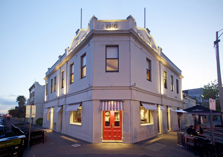 The Exchange Hotel - Accommodation Gladstone