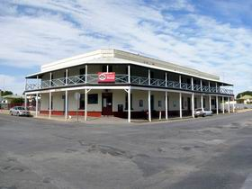 The Cornucopia Hotel - Accommodation Gladstone