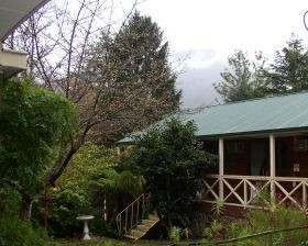 Warburton Lodge - Accommodation Gladstone