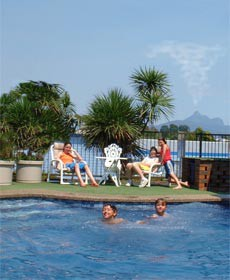 Murwillumbah Motor Inn - Accommodation Gladstone