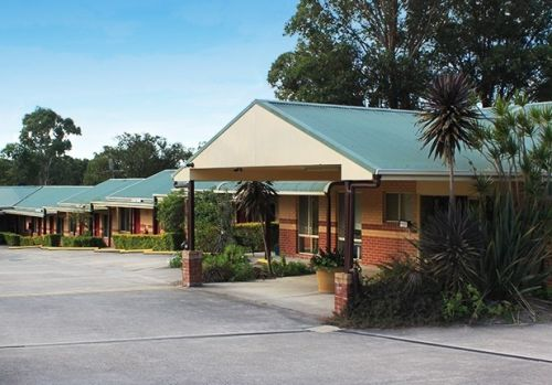 Catalina Motel Lake Macquarie - Accommodation Gladstone