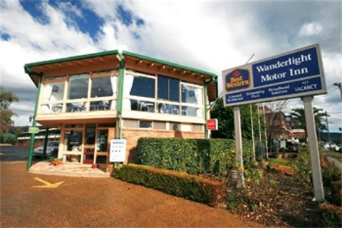 Wanderlight Motor Inn - Accommodation Gladstone