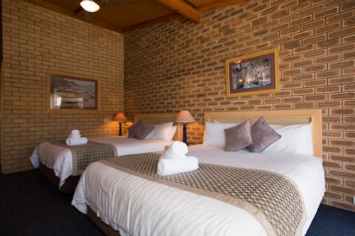 The Town House Motor Inn - Sundowner Goondiwindi - Accommodation Gladstone