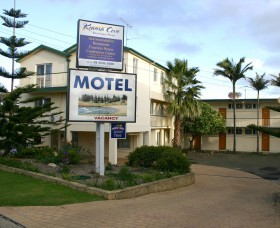 Kiama Cove Motel - Accommodation Gladstone