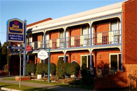 Best Western Burke amp Wills Motor Inn - Accommodation Gladstone