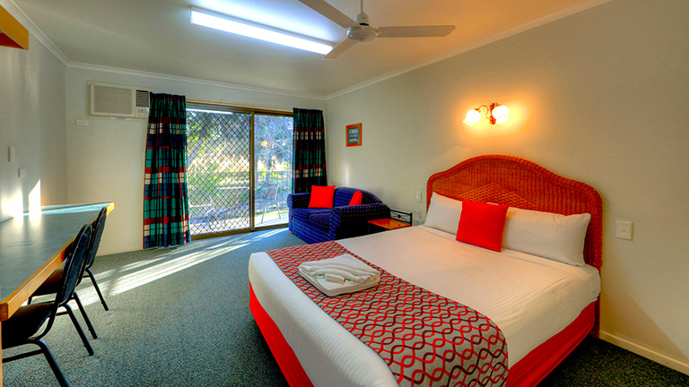Murgon City Motor Inn - Accommodation Gladstone