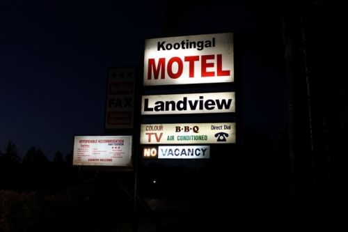 Kootingal Land View Motel - Accommodation Gladstone
