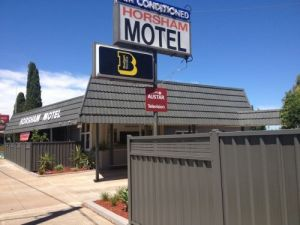 Horsham Motel - Accommodation Gladstone