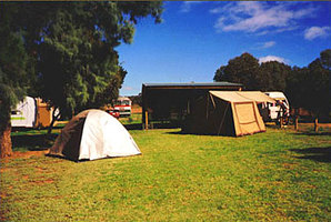 Princes Hwy Caravan Park - Accommodation Gladstone